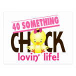 40-Something Chick 6 Post Card