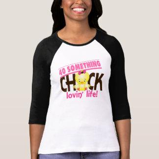 40-Something Chick 6 Tee Shirt