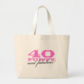 40 y la bolsa de asas fabulosa para el cuadragésim