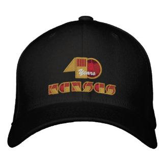 40 Year Anniversary Logo Embroidered Baseball Hat