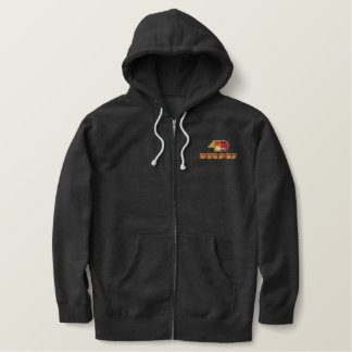 40 Year Anniversary Logo - Left Chest and Back Embroidered Hoodie