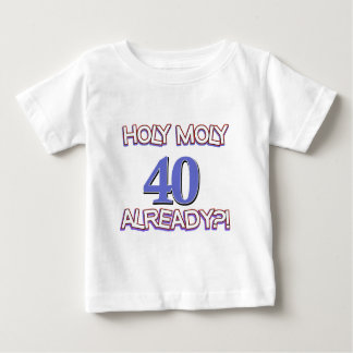 40 year old designs baby T-Shirt