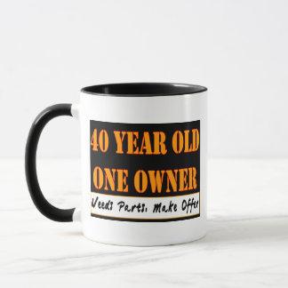 40 Year Old, One Owner - Needs Parts, Make Offer Mug