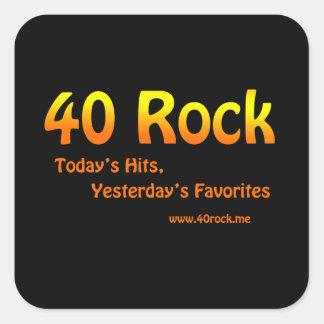 40Rock Sticker 2