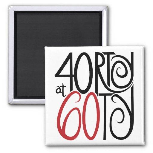 40rty en el imán 60ty