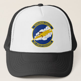 40th Airlift Squadron - Screaming Eagles Trucker Hat