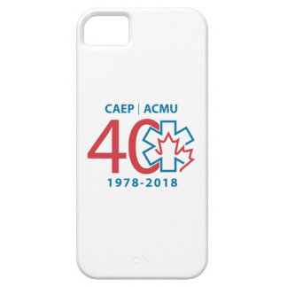 40th Anniversary iphone case