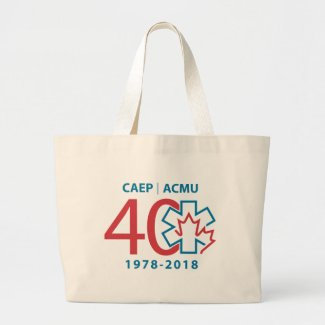 40th Anniversary Large Tote