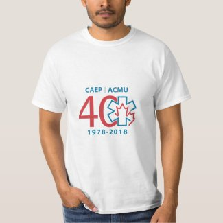 40th Anniversary Limited Edition Men's T-Shirt