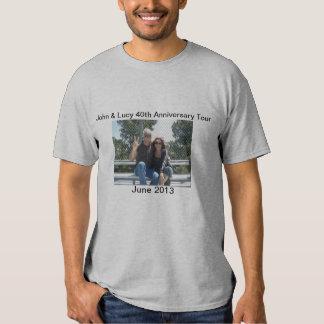 40th Anniversary Tour Tee Shirt
