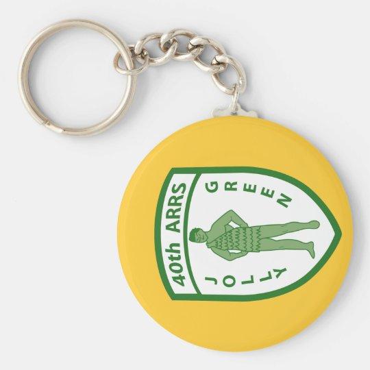 40th ARRS Keychain