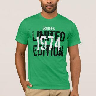 40th Birthday 1974 Limited Edition Custom V05 T-Shirt