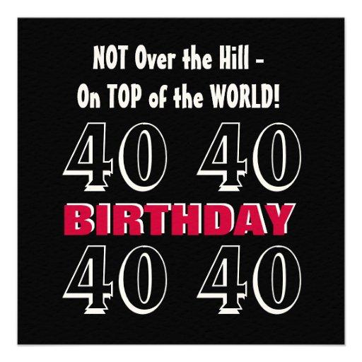 Custom 60Th Birthday Invitations was amazing invitation sample