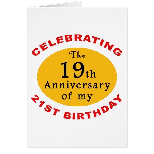 40th Birthday Gag Gifts Greeting Card