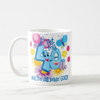 40th Birthday Gift Coffee Mug