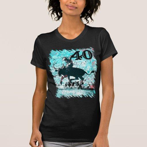 40th Birthday T-shirts