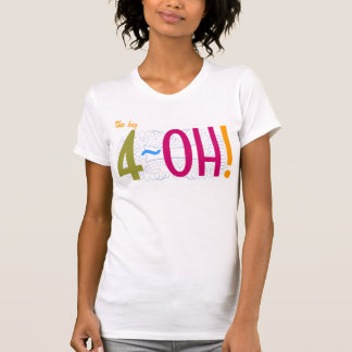 40th Birthday - the Big 4-OH! T-Shirt