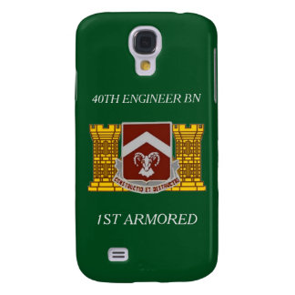 40TH ENGINEER BATTALION 1ST ARMORED CASE