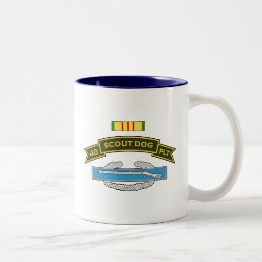 40th IPSD w CIB Two-Tone Coffee Mug