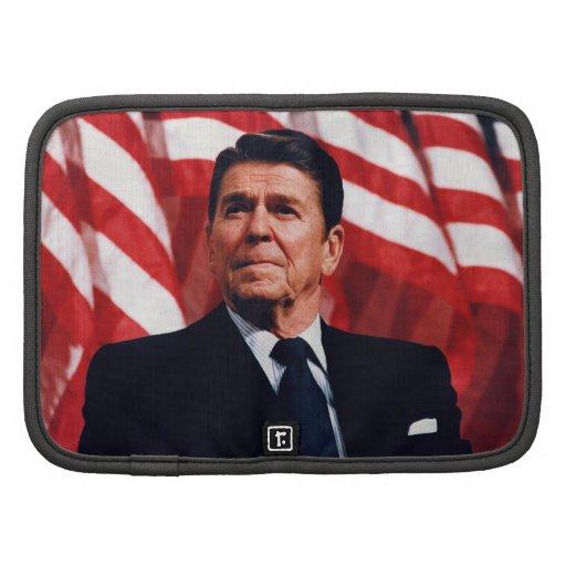 40th U.S. President Ronald Wilson Reagan Planners