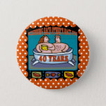 40th Wedding Anniversary Gifts Button