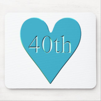 40thanniversary3t mouse pad