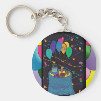 40thsurprisepartyyinvitationballoons copy keychains