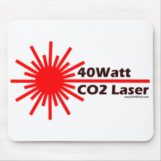40Watt CO2 Laser Mouse Pad