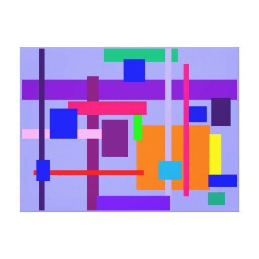 40x30 horizontal impresión en lienzo