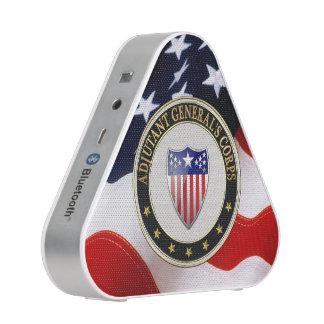 [410] Adjutant General's Corps Branch Insignia [3D Bluetooth Speaker