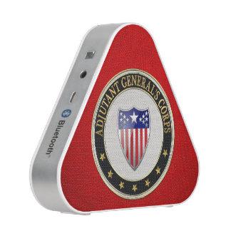 [410] Adjutant General's Corps Branch Insignia [3D Speaker