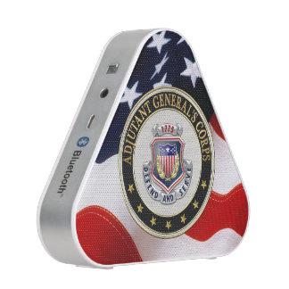 [410] AG Corps Regimental Insignia [3D] Bluetooth Speaker