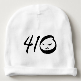 410 Baltimore Charm City Baby Beanie
