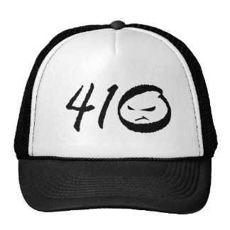 410 Charm City Trucker Hat