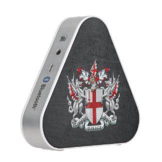 [410] City of London - Coat of Arms Speaker