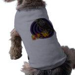 410 cuervo - camisa del perrito camisetas de mascota