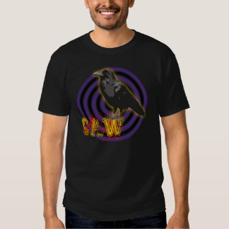 410 cuervo - camiseta negra playeras