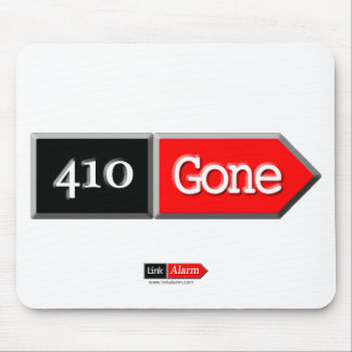 410 - Gone Mouse Pad