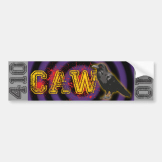 410 Raven - Bumper Sticker