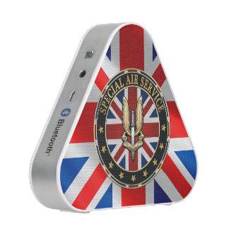 [410] Special Air Service (SAS) Badge [3D] Bluetooth Speaker