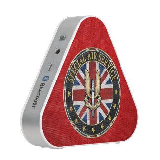 [410] Special Air Service (SAS) Badge [3D] Speaker