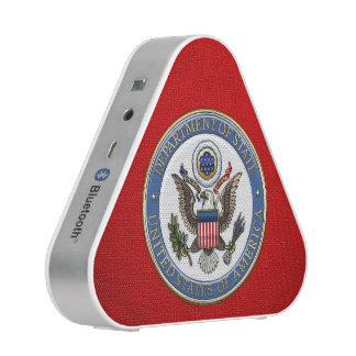 [410] U.S. Department of State (DoS) Emblem [3D] Speaker