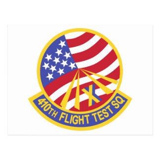 410th Flight Test Squadron Postcard