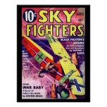 4110190021_14afcfb058 Sky Fighters - Jul 1936a_Pul Poster