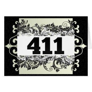 411 CARD