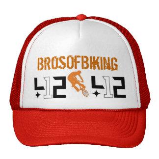 412 BrosOfBiking Trucker Hat