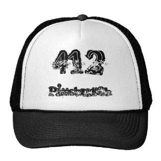 412, Pittsburgh Trucker Hat