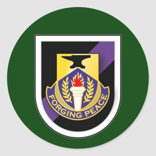 412th Civil Affairs Battalion stickers