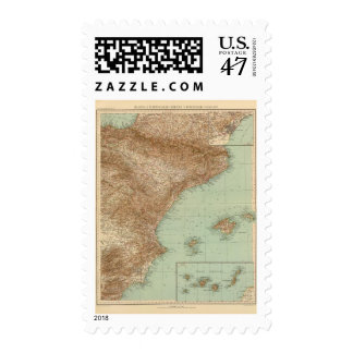 4142 España, Portugal, del este Sellos