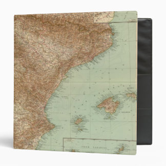 4142 Spain, Portugal, Eastern Vinyl Binders